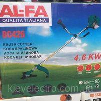 Бензокоса (мотокоса триммер) AL-FA BC426 (4.6kW) Польша Скидка!