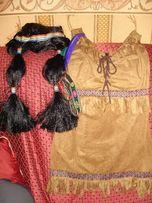 Карнавальное платье Индеанки.
