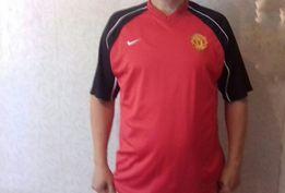 "футболка ""Манчестер юнайтед"""