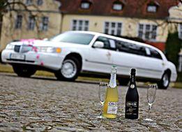 Auto do ślubu - limuzyna do wynajęcia - VIP-LIMO Wynajem limuzyn