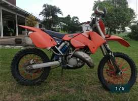 Looking for a ktm exc 250