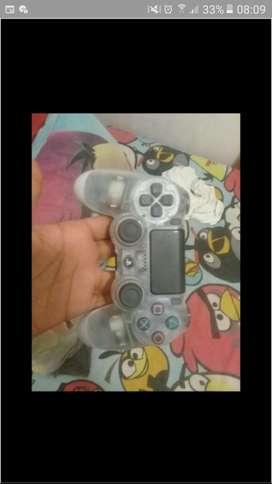 See through ps4 controller