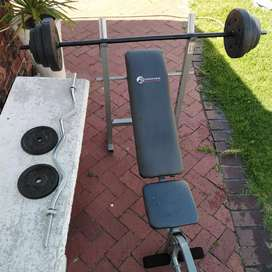 Gym Combo set for R1400