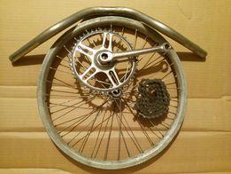Велосипед украина десна турист спорт запчаст торг