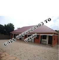 Fancy double self contained in Namugongo at 350k 0