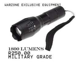 x900 military torch