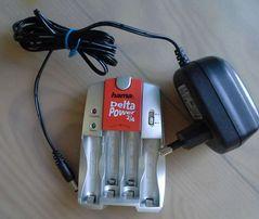 Ładowarka Hama 2x lub 4x akumulatorki AA / AAA