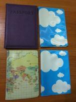 Обложка для паспорта Чехол на паспорт корочка