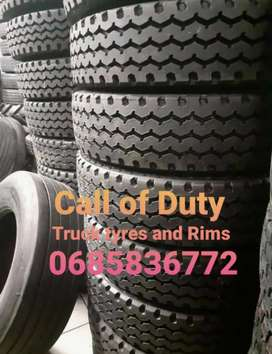 Truck Tyres,Rims and Trailers Repairing