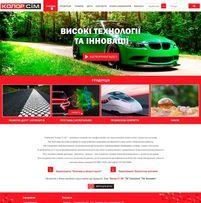 Создание сайта, разработка Интернет магазина, Домен-Хостинг в ПОДАРОК