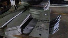 Pierś lewa odkładnicy odkładni PO33O Unia XL Tur Ibis oryginał