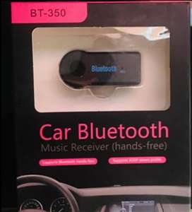Price reduced!Wireless Vehicle/Audio Bluetooth receiver up for grabs!!