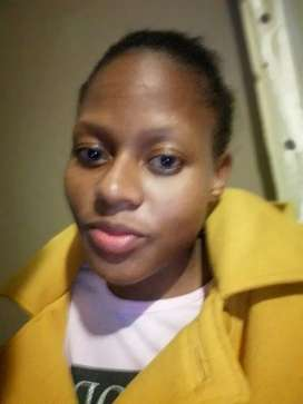 My name is lebati I'm girl deaf old 24year I need a job in pmb thanx