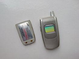 Раритет ретро телефон Samsung S500 (Samsung SGH-S500) раскладушка