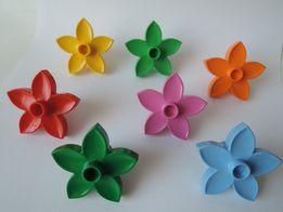 Lego Duplo Kolory kwiatki