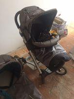 Wózek Mutsy Cargo grey