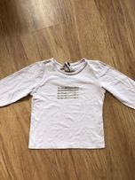 Bluzeczka Burberry oryginalna 4 lata