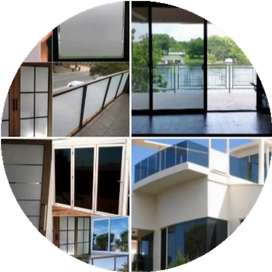 Home and office window tinting
