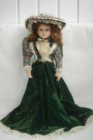 Фирменная фарфоровая дизайнерская кукла
