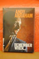 Andy Abraham/DVD Nowa