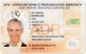 Kursy adr podstawowy i specjalistyczny.Kursy UNO NALEWAKI Rybnik,Żory Rybnik - image 2