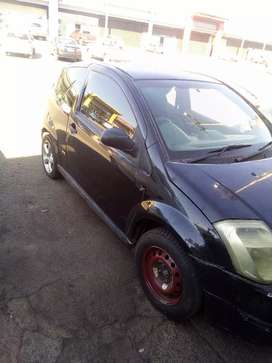 Sezee auto spares is stripping Citroen C2