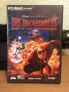 The Incredibles PC Game