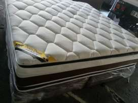 Luxury pillowtop king beds on SPECIAL