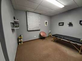 Room to rent for massage therapist / beautician