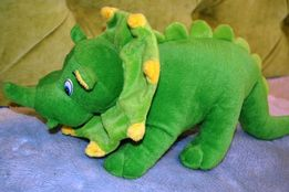 Мягкая игрушка-сумка Свинка,Динозавр,Леопард,Оленёнок,Лиса