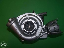 Turbosprężarka 1007 Peugeot 207 307 Partner 308 407 hdi 1,6 Turbina