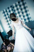 Sprzedam Przepiękną Suknie Ślubna!!!