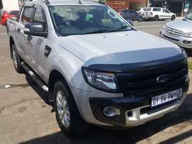 2015 Ford Ranger 3.2D 4×4 automatic wild Track.