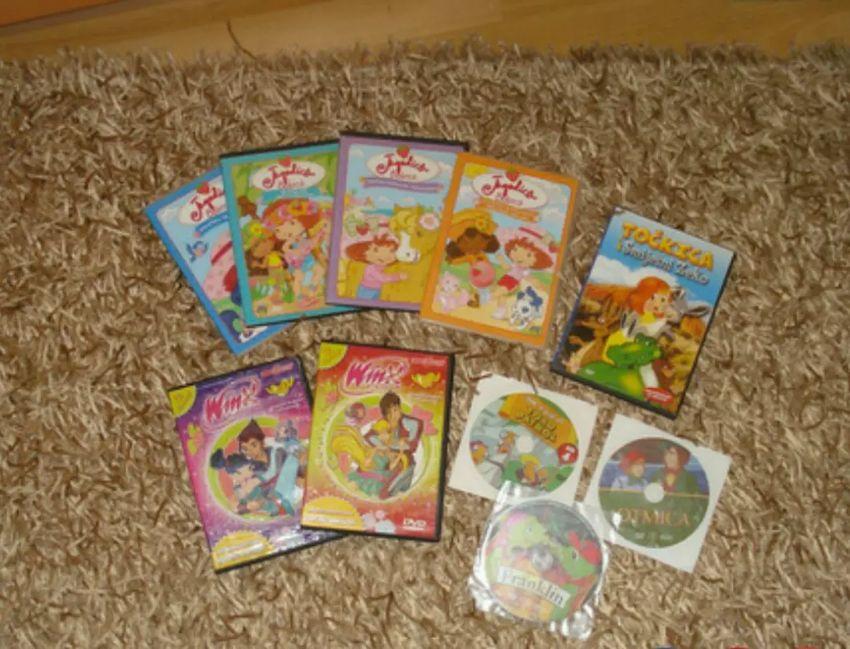 LOT DVD CRTIĆI 0