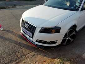 Audi A3 Front Lips