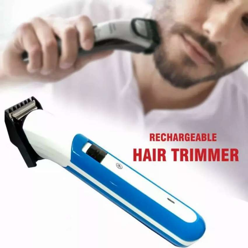 Rechargeable hair trimmer 0