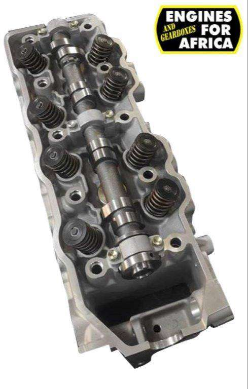 Toyota Cressida 2.4L 22R Cylinder Head New Complete For Sale 0