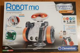 Zabawka Robot Mio programowalny