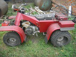Продам квадроцикл ЗИМ-350