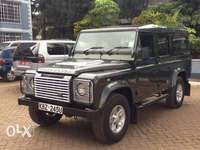 2007 Land Rover Land Rover Defender 0