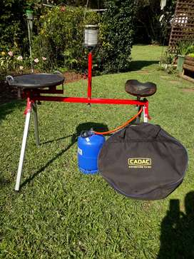 Alva gas for life combo for sale.