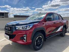 2019 Toyota Hilux GD6 2.8 A/T 4x4 GR No.308 of 600