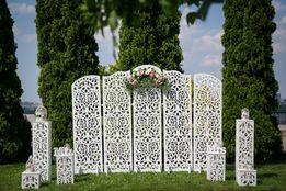 Свадебная ширма, арка, фотозона, оформление свадьбы, буквы, декор