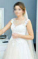 Suknia ślubna Justina Alexandra 8852