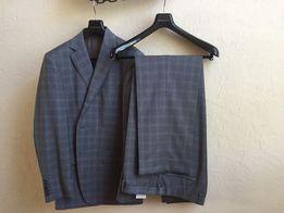Baldessarini, мужской костюм премиум класса, бу, как новый.