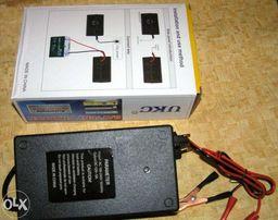Зарядное автомат 12В 5А (для автомобильных аккумуляторов 20-80 А*ч)