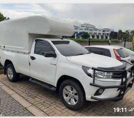Toyota Hilux 2.4 GD6 Single Cab Lwb