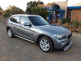 2011 BMW X1 sDrive 1.8 A\T