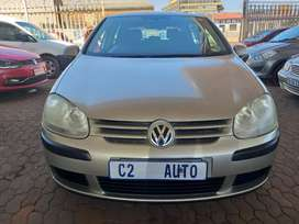 2007 Volkswagen Golf 5 1.6