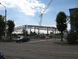 Виготовлення та монтаж металевих конструкцій в Івано-Франківську